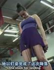 体操美女训练时意外不幸爆菊身亡