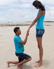世界最高少女Silva被求婚