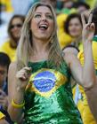 世界杯美女球迷,2014巴西世界杯美女
