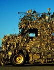 美国加州梦幻黄铜面包车