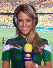 世界杯墨西哥美女主播