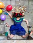 意大利摄影师拍搞笑摔跤照
