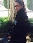 新疆反恐前线美女特警