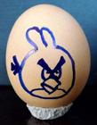 鸡蛋版愤怒的小鸟