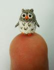 微型针织玩具