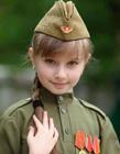 俄罗斯军装小萝莉上演制服诱惑