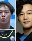 亚运会女子举重冠军台北姑娘林子琦撞脸陈奕迅