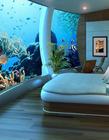 全球最大水下酒店,水下酒店图片