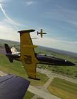 飞机特技表演,飞机表演视频集锦