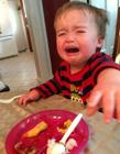 我儿子为什么哭,外国老爸晒儿子哭相照片走红