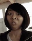 美女QQ动态表情