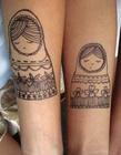 情侣纹身小图案
