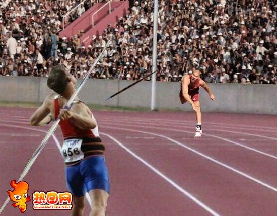 体育爆笑图片