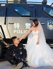 装甲车婚纱照