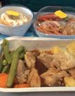 飞机餐食 飞机餐图片 飞机餐是免费的吗