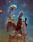 哈勃太空望远镜25周年天文图片