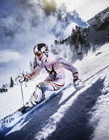 滑雪图片大全