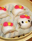hello kitty主题餐厅中菜轩