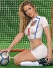 欧美足球宝贝彩绘图片