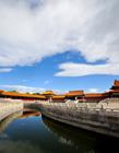 北京蓝天白云图片