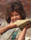 阿富汗难民图片