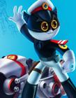 黑猫警长童真版海报