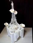 立体纸雕 艾佛尔铁塔
