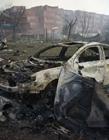 天津滨海新区爆炸