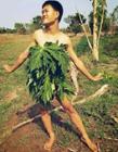 泰国农村时装秀,泰国骚年的乡村时装秀