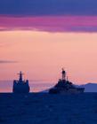中国战舰图片