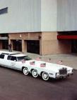 世界最长的礼车极致奢华