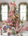 创意圣诞树装扮