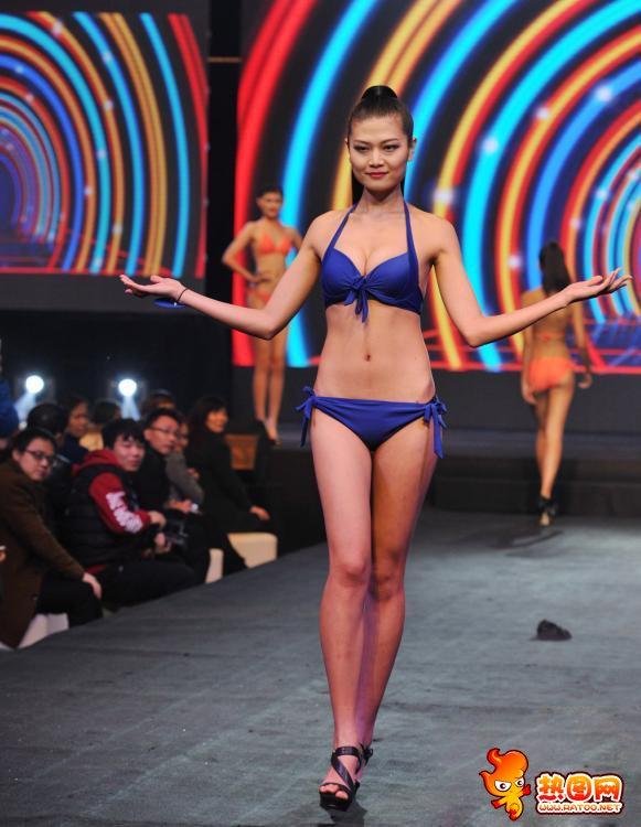 新丝路中国模特大赛2015