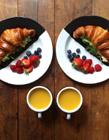 英国情侣做早餐不重样