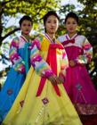 朝鲜女人图片