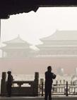 北京雾霾前后对比图 北京雾霾晴天对比照