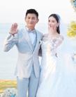刘诗诗吴奇隆婚礼照片 吴奇隆刘诗诗差几岁