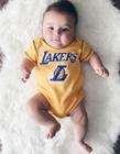 欧美萌娃图片 萌娃穿NBA各球队队服