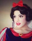 迪士尼公主真人版