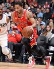 NBA芝加哥公牛队罗斯图片 公牛交易罗斯到纽约尼克斯队