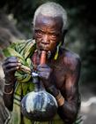埃塞俄比亚原始部落视频