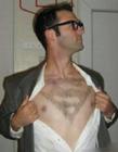 帅哥胸毛图片