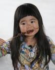 小女孩吃货图片 吃货小女孩是谁