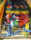 里约街头艺术 里约奥运会街头壁画