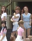 韩国女团劳军视频 韩国美女劳军