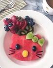 水果拼盘怎么做好看