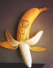 香蕉创意变形图形 香蕉可做什么创意