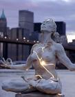 不可思议的雕塑