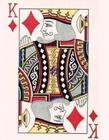 扑克牌中的历史故事 扑克牌上的历史人物