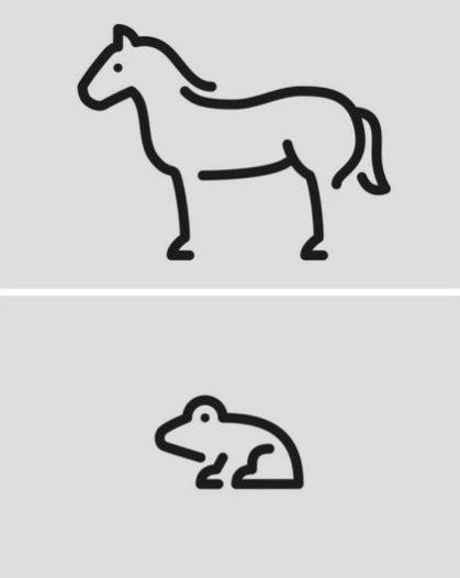 小动物简笔画大全可爱图片